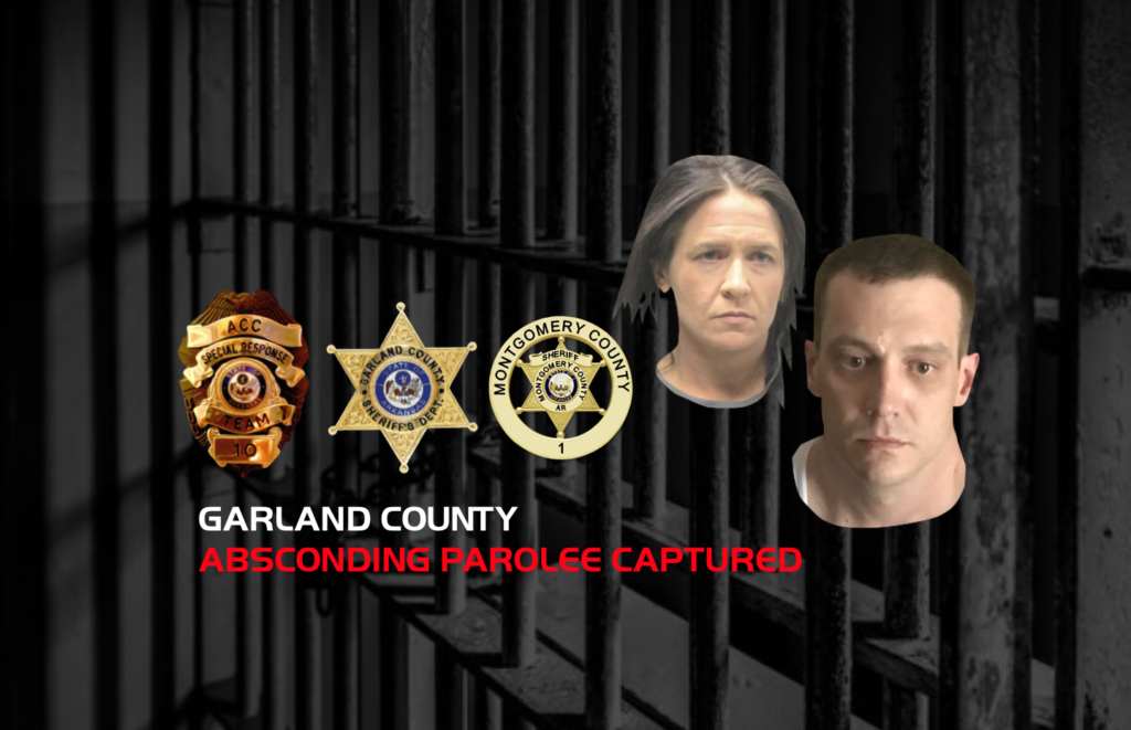 Absconding Parolee Captured  Returned To Montgomery County